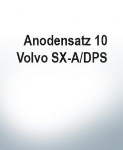 Anodensatz   Volvo SX-A/DPS (AlZn5In)