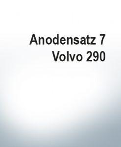 Anodensatz | Volvo 290 (Zink)