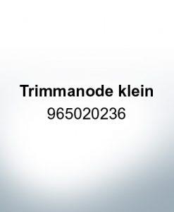 Anoden kompatibel zu BMW   Trimmanode klein 965020236 (AlZn5In)