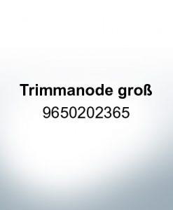 Anoden kompatibel zu BMW   Trimmanode groß 9650202365 (AlZn5In)