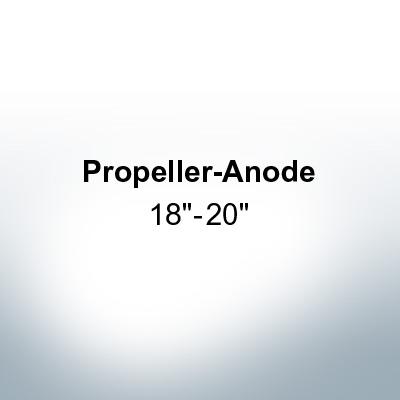 "Anoden kompatibel zu Gori | Propelleranode 18""-20"" |1553950000| (Zink)"