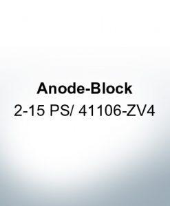 Anoden kompatibel zu Honda | Anodenblock 2-15 PS/41106-ZV4 (AlZn5In)