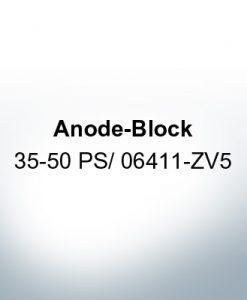 Anoden kompatibel zu Honda | Anodenblock 35-50 PS/06411-ZV5 (AlZn5In)