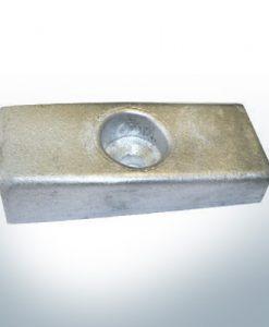 Anoden kompatibel zu Mercury   Schaftanode 826134 (AlZn5In)