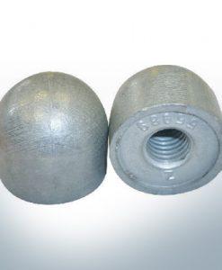 "Anoden kompatibel zu Mercury   Hutanode 1/2"" 55989 (AlZn5In)"