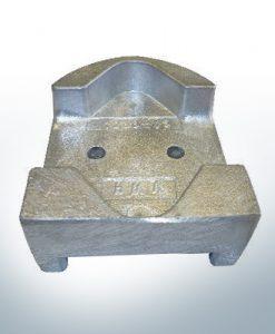 Anoden kompatibel zu Mercury   Blockanode 821631 (Zink)