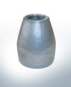 Anoden kompatibel zu Mercury | Propeller-Anode 865182 (Zink)