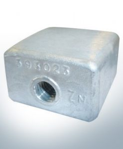 Anoden kompatibel zu Mercury | Anodenblock 436745/393023 (AlZn5In)