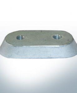 Anoden kompatibel zu Mercury   Anodenblock Ev/Jo 173029 (AlZn5In)