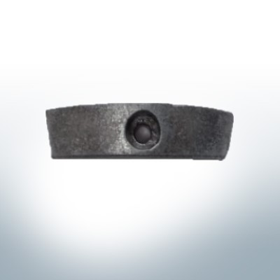 Anodes compatible to Volvo Penta   Propeller-Anodes 850982 & 852018  (Zinc)   9214