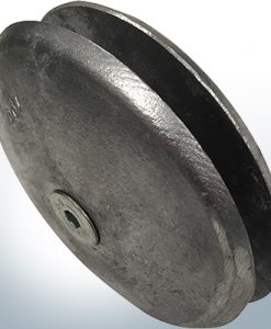 Disk-Anodes Ø 100mm | Bundle (Zinc) | 9800 9801