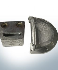 Sets of anodes | Volvo SX (Zinc) | 9236 9237