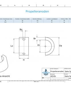 Anoden compatible zu Gori   Shafting 18