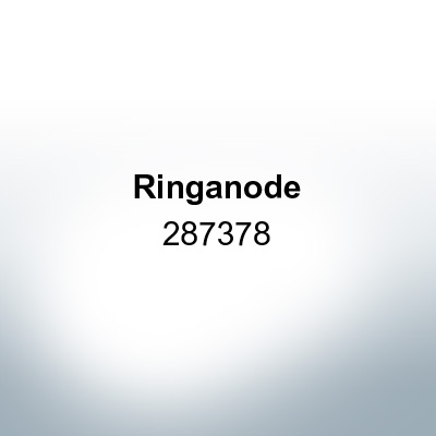 Anodes compatible to BMW   Ringanode 287378 (AlZn5In)   9521AL