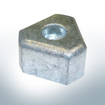 "Anodes compatible to Gori | Bow-Thruster-Anode 22""-26"" (AlZn5In) 