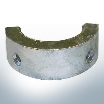 "Anodes compatible to Gori | 3-blade Saildrive, Ref.: 1553950000 18""-20"" (Zinc) | 9630"