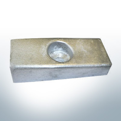 Anodes compatible to Volvo Penta | Shaft-Anode Zn Mn 3852970 (AlZn5In) | 9235AL