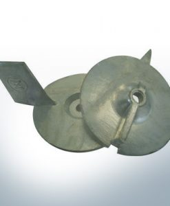 Anodes compatible to Mercury   Trim-Tab-Anode 18/25 94286 (AlZn5In)   9708AL