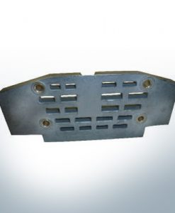 Anodes compatible to Mercury | Grid-Anode large 982438 (AlZn5In) | 9525AL