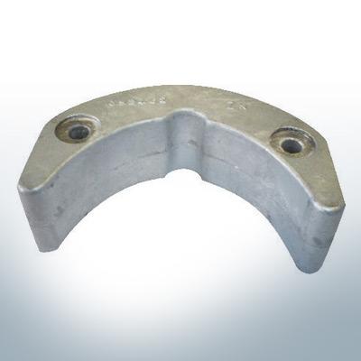 Anodes compatible to Mercury   Anode-Kit Ev/Jo 392462 (Zinc)   9531