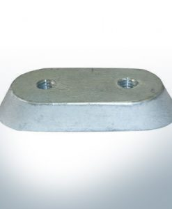 Anodes compatible to OMC | Anode-Block Ev/Jo 173029 (AlZn5In) | 9532AL
