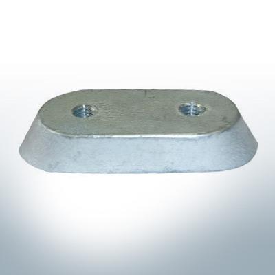 Anoden kompatibel zu Honda | Anodenblock 2-15 PS/41106-ZV4 (AlZn5In) | 9546AL
