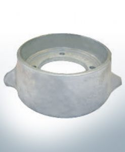 Anodes compatible to Volvo Penta | Ring-Anode Saildrive 110 875812 (Zinc) | 9202