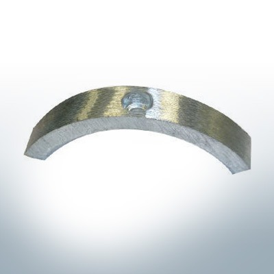 Anodes compatible to Volvo Penta   Propeller-Anode (kit/3 parts)   3858399   3584247   3858955   (Zinc)   9230