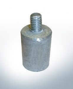 Anodes compatible to Volvo Penta | Bolt-Anode 22x30 M8 (AlZn5In) | 9232AL