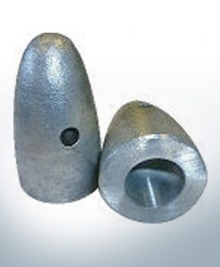 Anodes compatible to Volvo Penta | Cap-Anode M22x1,5 (Zinc) | 9233