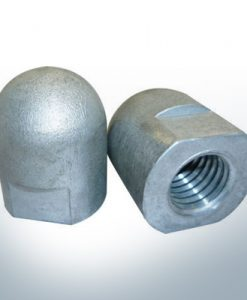 Anodes compatible to Volvo Penta | Cap-Anode M14x1,5 short (Zinc) | 9241