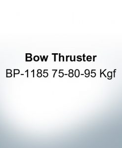 Bow Thruster BP-1185 75-80-95 Kgf (AlZn5In) | 9620AL