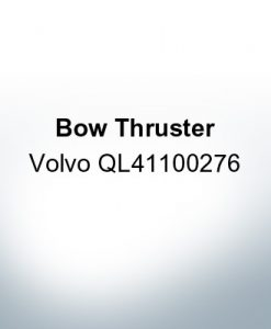 Bow Thruster Volvo QL41100276 (AlZn5In) | 9629AL