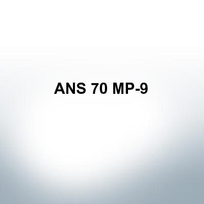 ANS 70 MP-9 (AlZn5In) | 9605AL