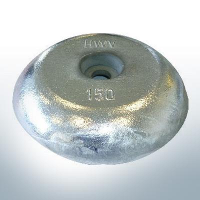 Disk-Anodes Ø150 mm (AlZn5In)   9803AL