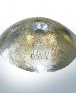 Disk-Anodes with M6 Ø55 mm (AlZn5In) | 9811AL